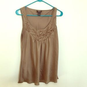 Spense Silk Top Sz M